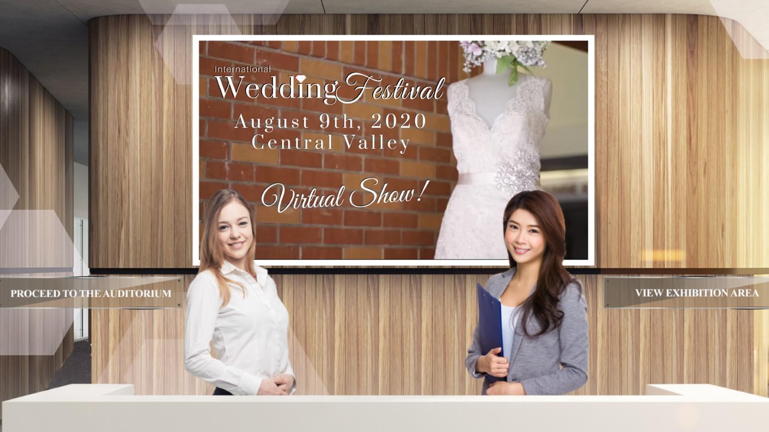 International Wedding Festival