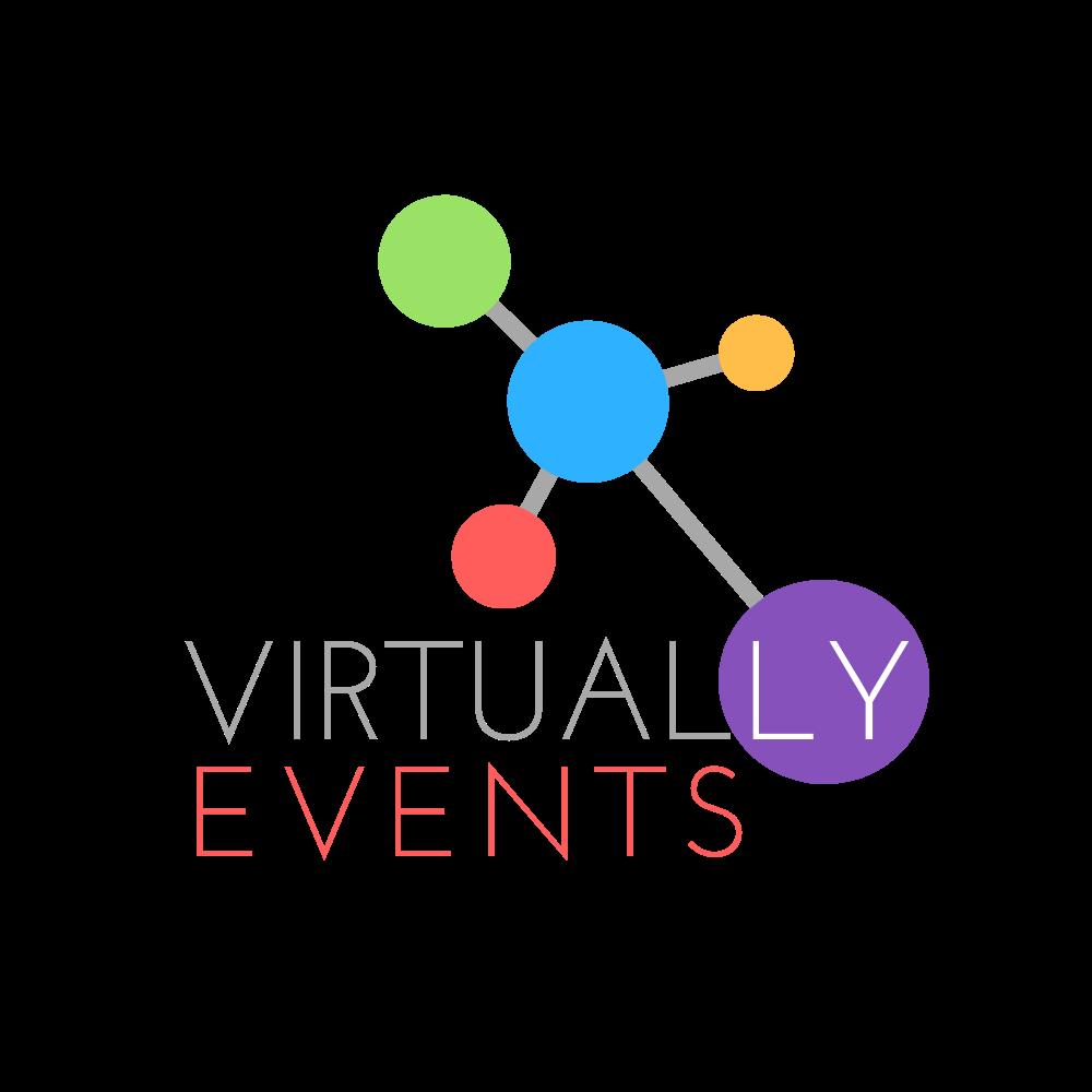 Virtually Events Logo